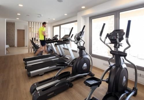 St. Elias Resort - Gym
