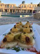 St. Elias Resort - Εστιατόριο Lemon Tree