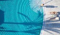 St Elias Resort - Открытый бассейн